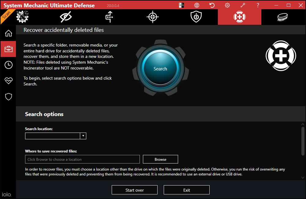 تحميل برنامج System Mechanic Pro 20.7.0.2 لضبط النظام والأداء والأمن وحماية الخصوصية