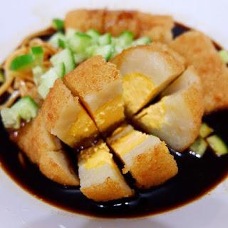 pempek menu alternative lebaran selain opor ayam