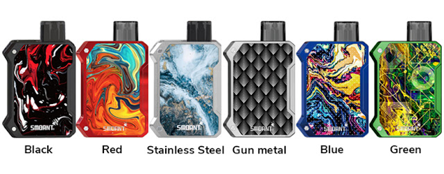 Introduction of Smoant Battlestar Baby Pod Kit