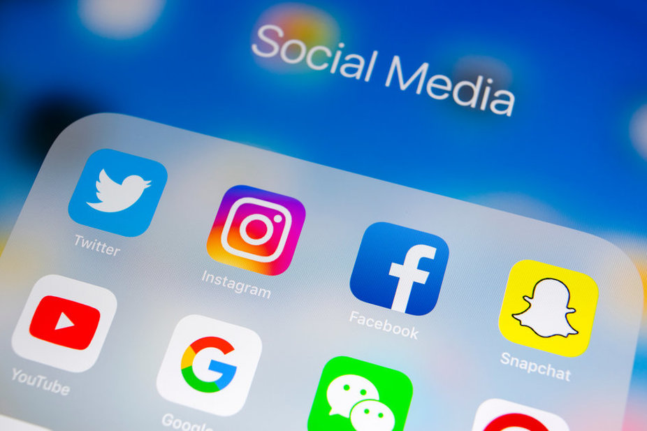 Search engine optimization and social media marketing
