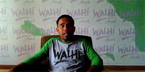 WALHI Aceh Menolak PLTA Samarkilang