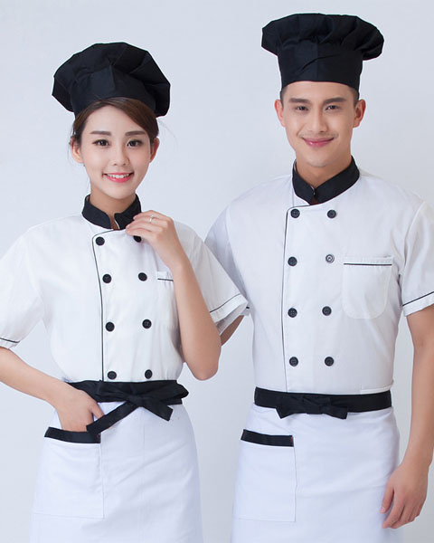 Đồng phục bếp, đồng phục nhà hàng khách sạn