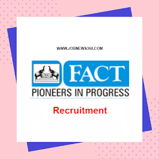 FACT Recruitment 2020 for Cook