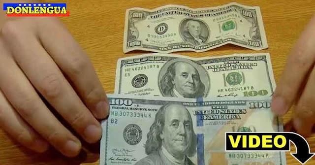 ATENTOS | Miles de billetes falsos de 100$ circulan libremente en Venezuela
