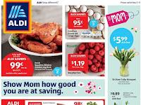 Aldi Ad 5/12/21 OR 5/16/21 and Aldi Flyer 5/19/21
