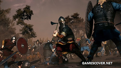 A Total War Saga: Thrones of Britannia Gameplay