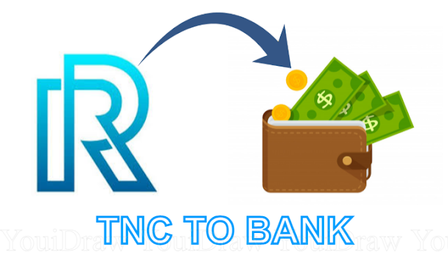 Withdraw TNC Tokens To Bank/Paytm