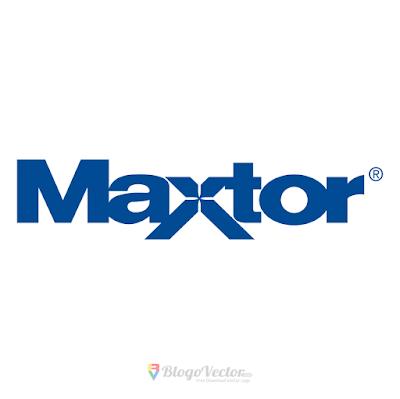 Maxtor Logo Vector