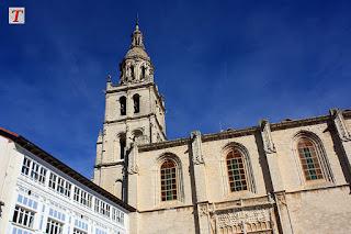 Iglesia de Santa María de Mediavilla en Medina de Rioseco, Valladolid