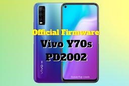 Firmware Vivo Y70S (PD2002)