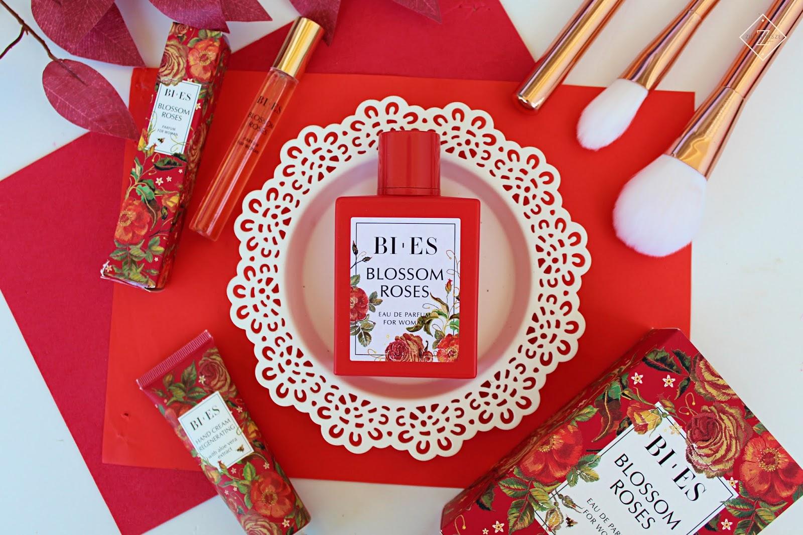 Bi-es Blossom Roses EDP - ukłon w stronę kobiety spełnionej i zdecydowanej