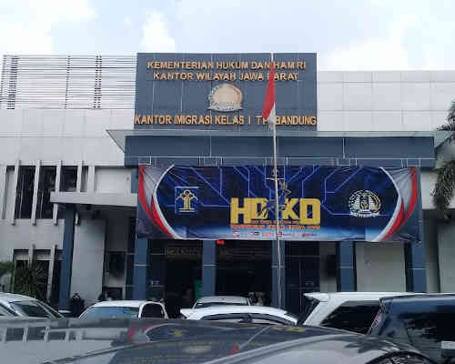 Alamat Telepon Kantor Imigrasi Kelas 1 Bandung