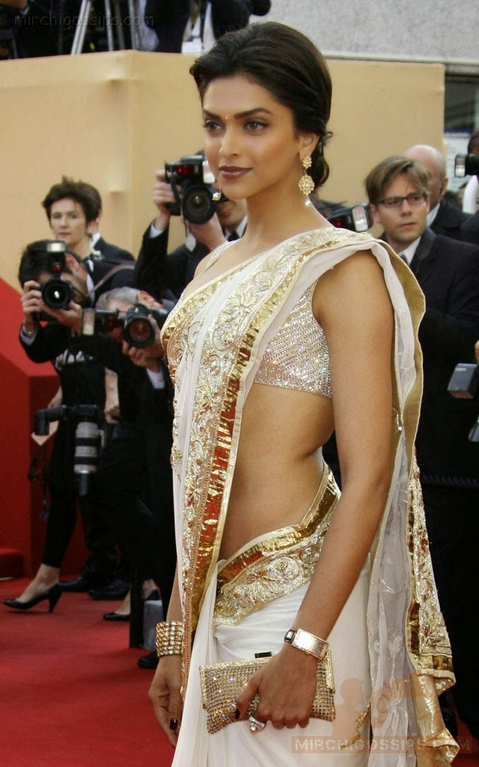Deepika Padukone in Saree wallpapers hot and cute.jpg