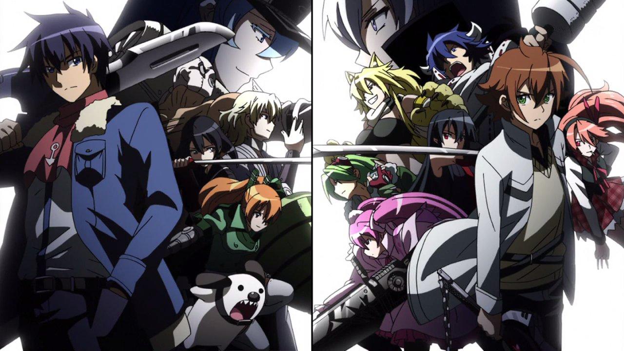 Sinopsis Review Akame Ga Kill 2014 Anime Action Fantasy