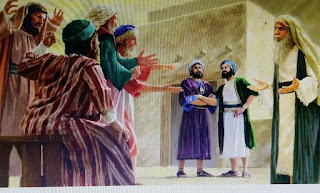 Kisah Nabi Samuel AS Dalam Menghadapi Sifat Ngeyel dan Pengecut Bani Israil