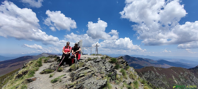 Cima del Pico Miravalles