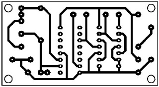 Printed-Circuit-Crystal-Controlled-Timebase