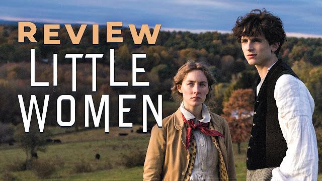 Những Người Phụ Nữ Nhỏ Bé - Little Women (2020)