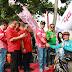 Ikut Kemeriahan Sepeda Santai Telkomsel OMG di Tasikmalaya