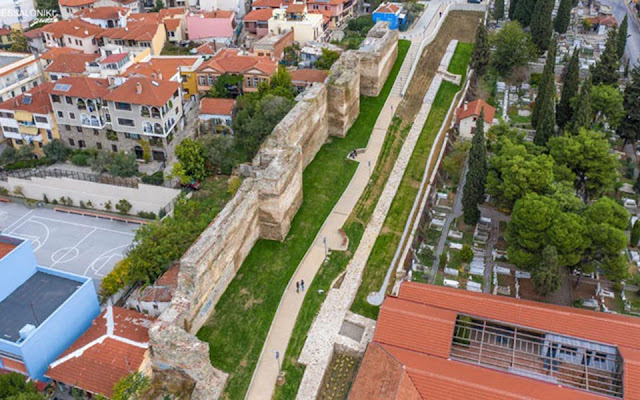 1500-year-old infant cemetery unearthed at the walls of Thessaloniki