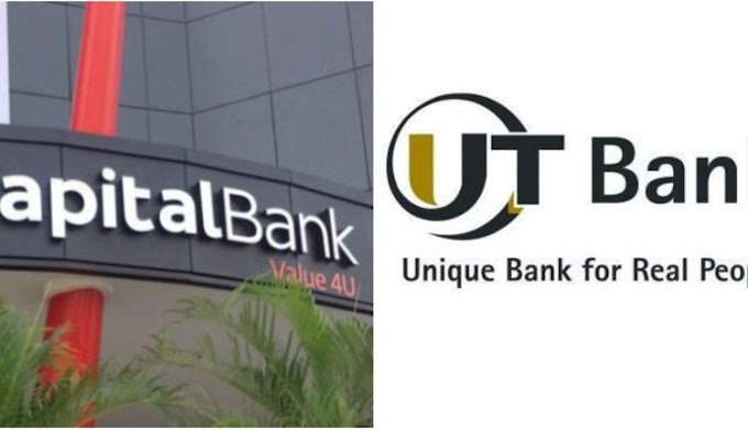 UT, Capital banks collapse: GCB shuts down 31 branches