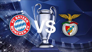 Watch Bayern vs Benfica live Streaming Football Today 27-11-2018 UEFA Champions League