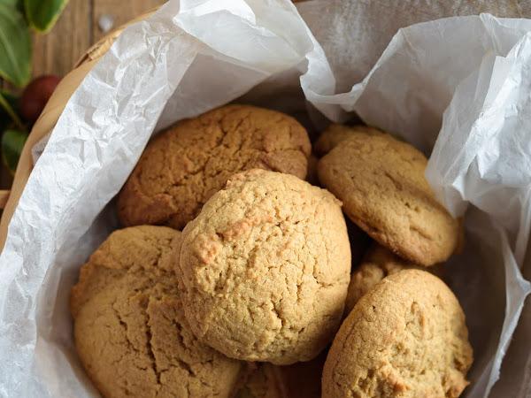 Рецепт тыквенного печенья с апельсиновой цедрой