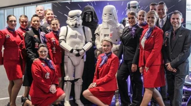 Beginilah Cara Pembuatan Film Star Wars !!