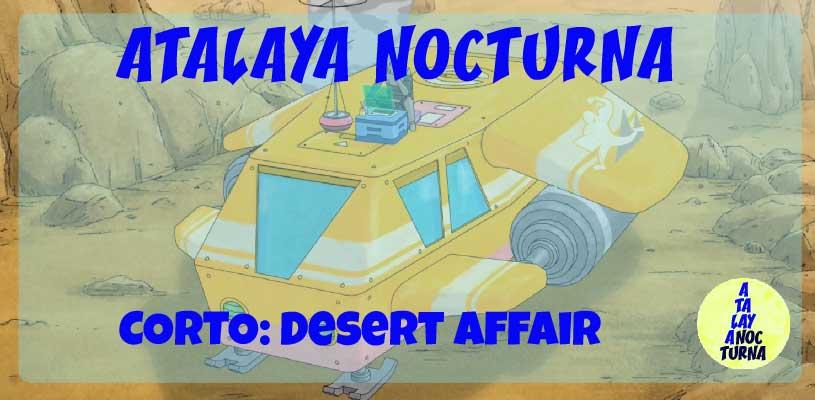 Corto Desert Affair
