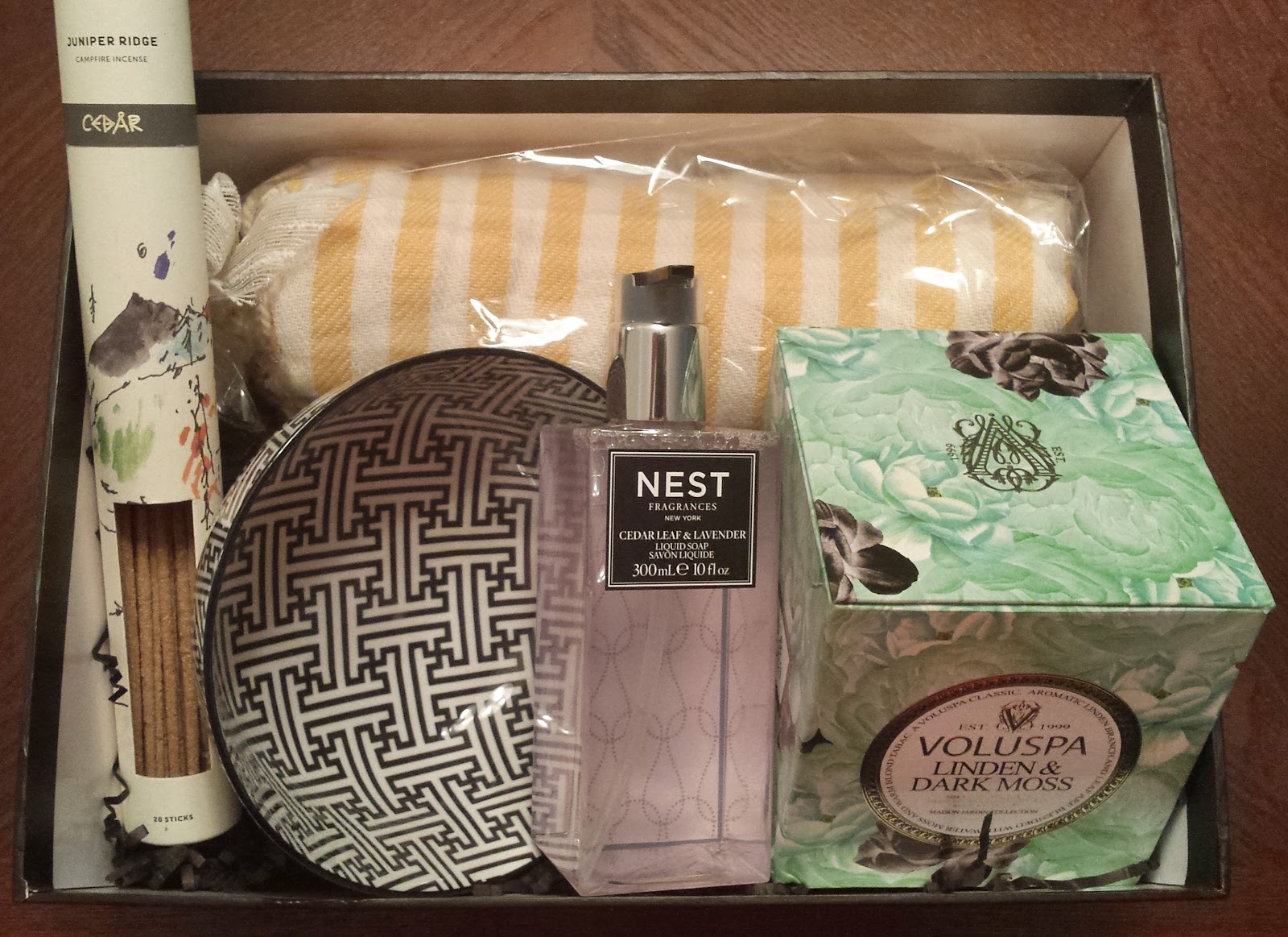 I Recieved My Second Box From Burke Home Décor And Am Very Impressed With This Month S Subscription Service Was Originally Advertised As