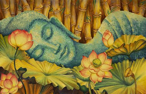 Dâng hương cúng Phật, nên niệm danh hiệu Phật nào trước?