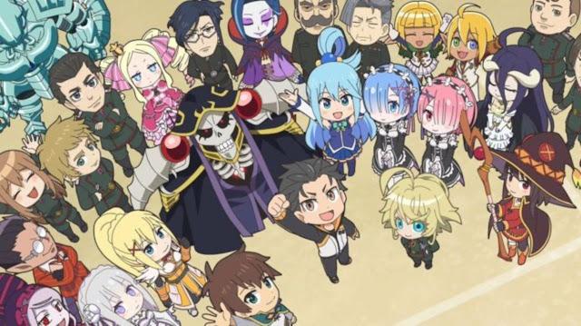 5 Anime Isekai Paling Populer di Jepang!