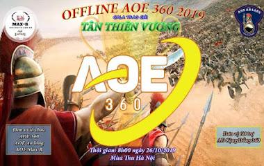Thông tin mới nhất về giải đấu AoE 360