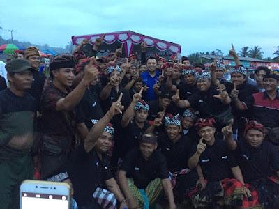 Ridho Siap Bangunkan SMK di Sekampung Udik