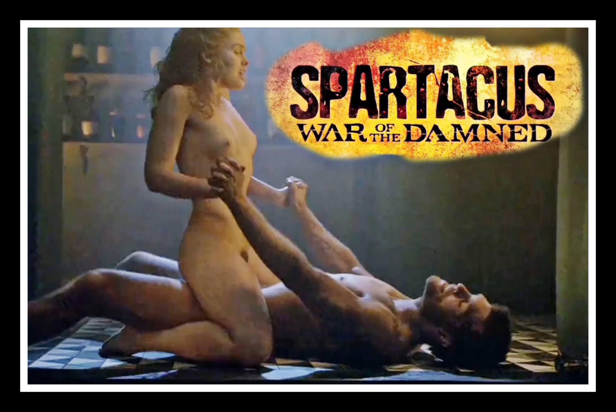 All sex scene spartacus Top 10
