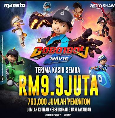 Link Download Boboiboy Movie 2