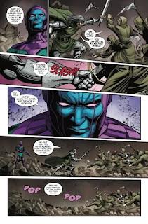 Marvel Comics: Previews primera semana de Octubre 2021