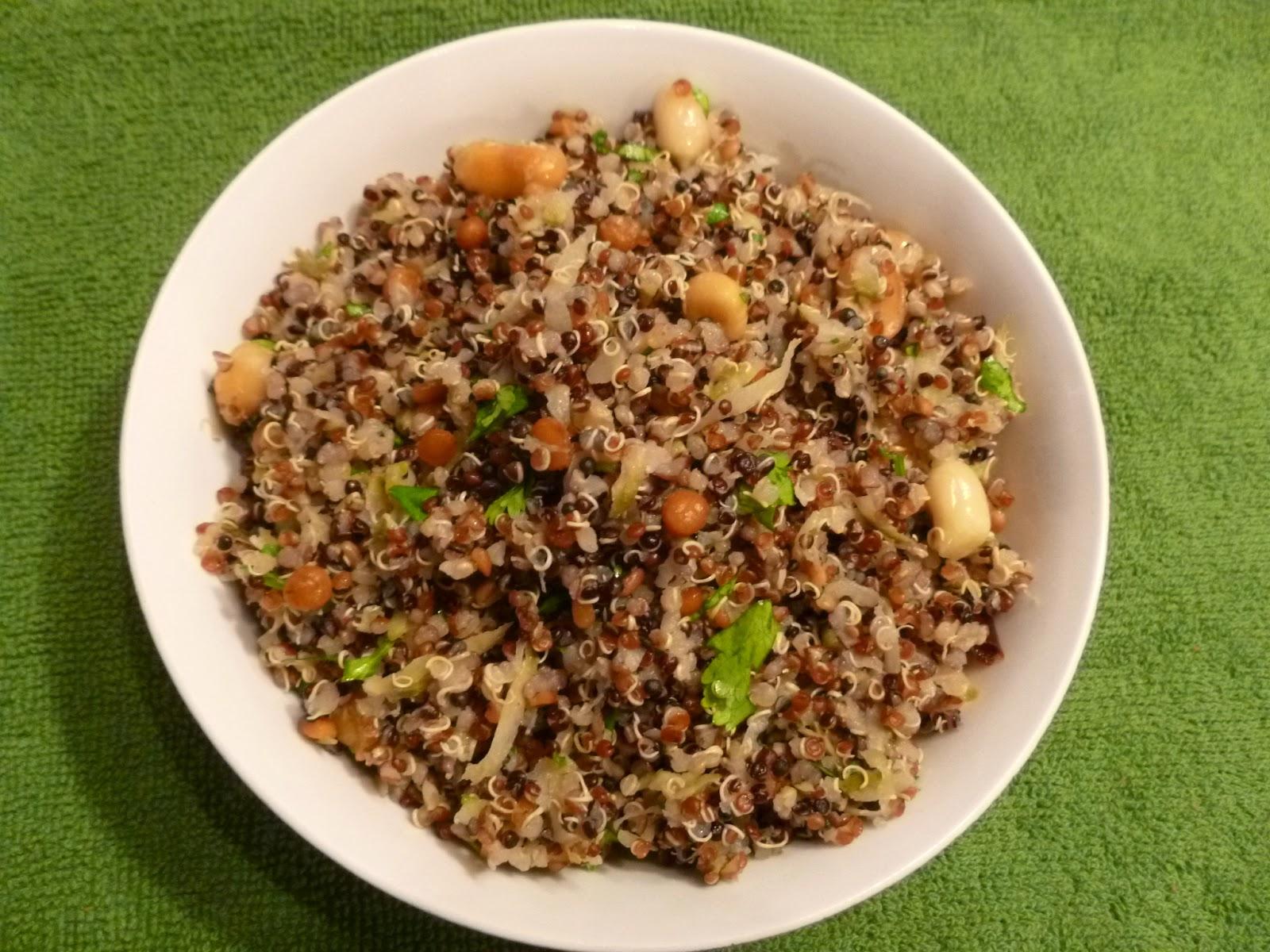 quinoa in india