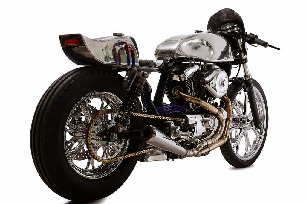 No Name Cafe Racer - Rocketgarage