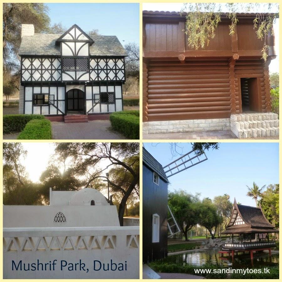 World Village in Mushrif Park, Dubai