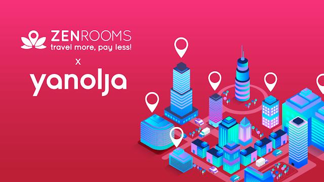 Korea's billion-dollar travel group Yanolja doubles down on ZEN Rooms to create future of hospitality in Southeast Asia