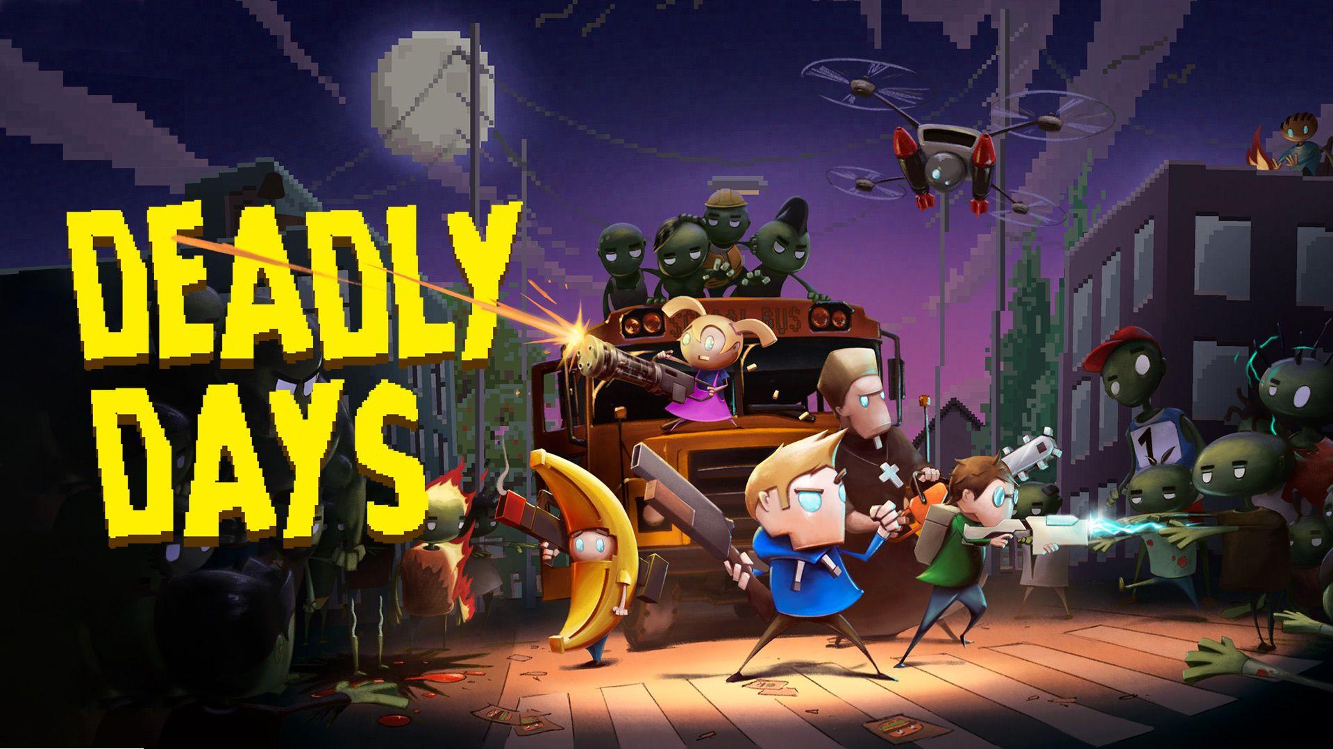 Deadly Days v1.5.6f1 NSP XCI NSZ For Nintendo Switch