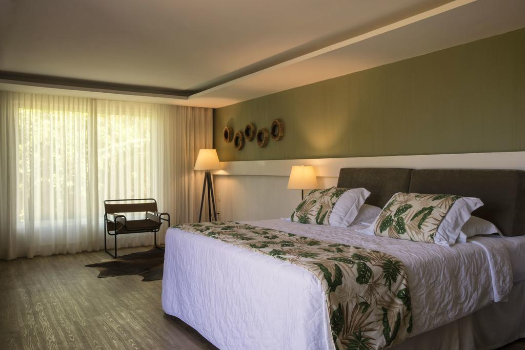 Vila Eko quarto Dolphim Hotel Noronha