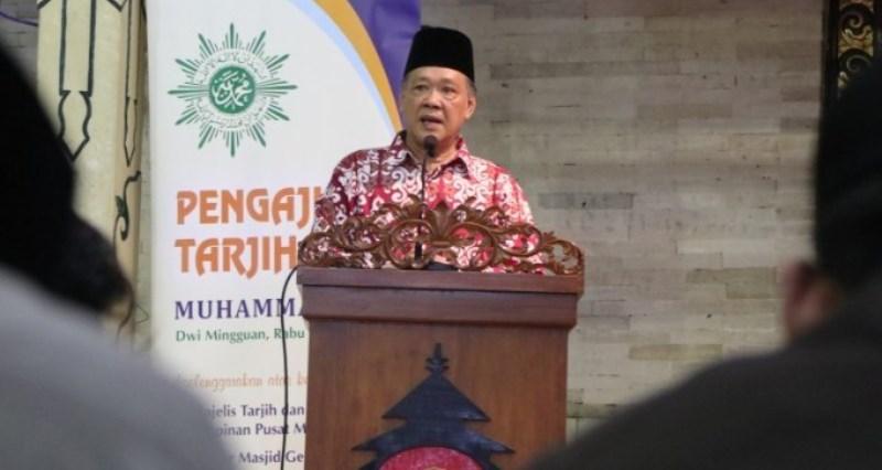 Cegah Covid-19, Muhammadiyah Anjurkan Shalat Idul Fitri di Rumah