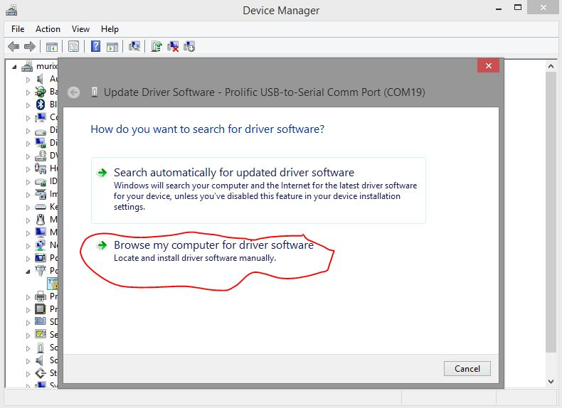 Drones personalizados fix prolific pl2303 this device cannot start code 10 - Prolific usb to serial comm port windows 7 ...