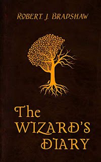The Wizard's Diary - a magical adventure book promotion sites Robert J. Bradshaw