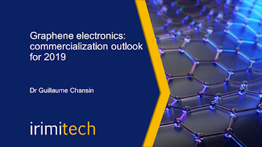Graphene electronics: commercialization outlook for 2019