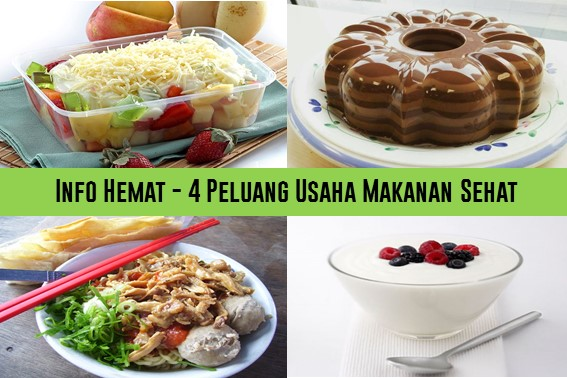 Peluang Usaha Makanan Sehat