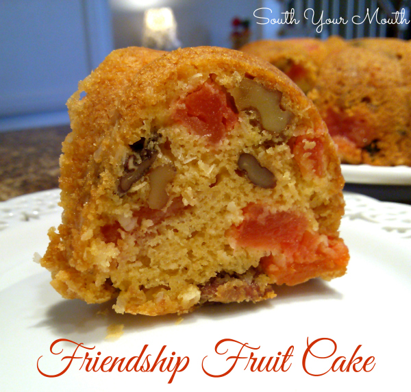 A tried-and-true family recipe for Friendship Fruit Cakes and fruit cake Starter.