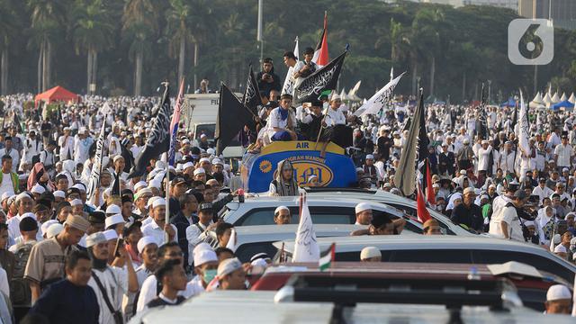 Yusuf Mansur Usul Reuni 212 Jadi Wisata Muslim Dunia Tahunan